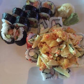 Sushi Blues Cafe Menu Raleigh Nc