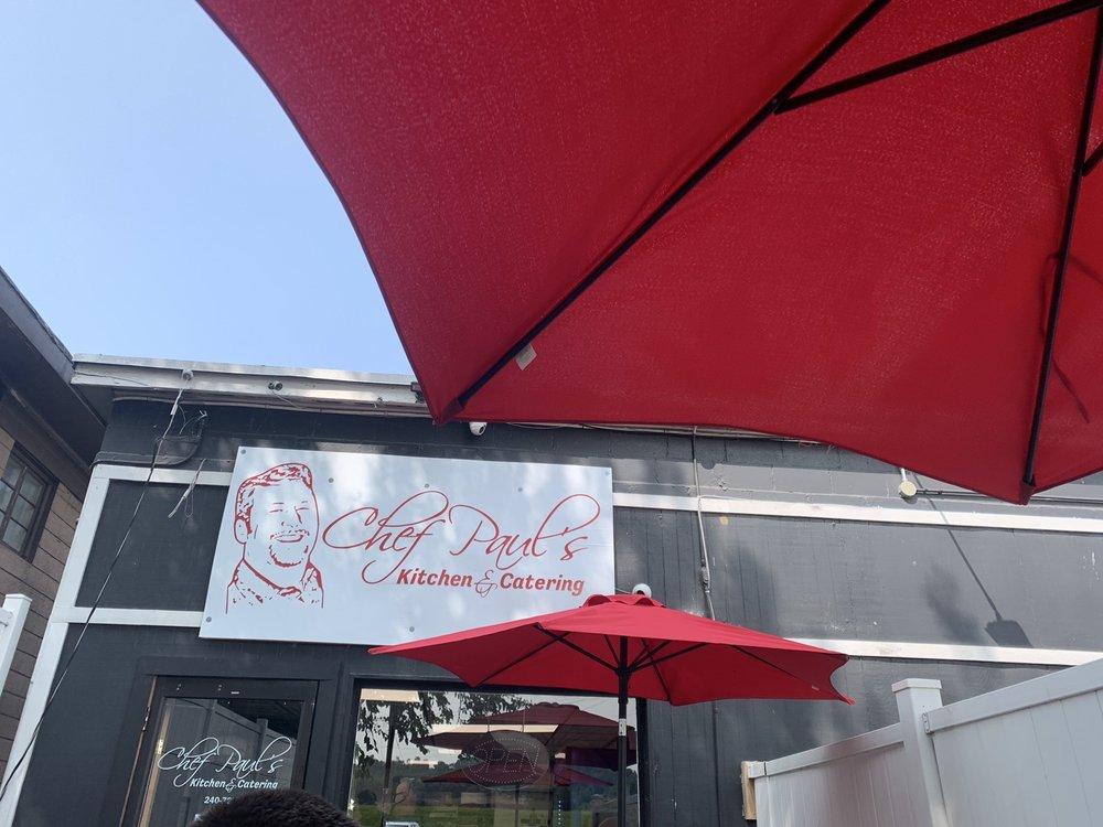 Chef Paul's Kitchen & Catering: 10214 Hummingbird St, Ellerslie, MD