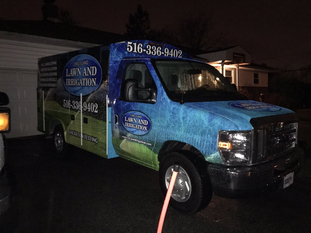 Long Island Lawn & Irrigation: Wantagh Ave, Bethpage, NY