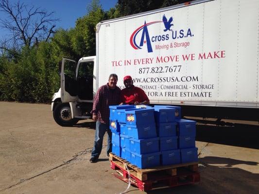 Across U.S.A. Moving U0026 Storage 10480 Shady Trl Ste 100 Dallas, TX Moving  Services   MapQuest