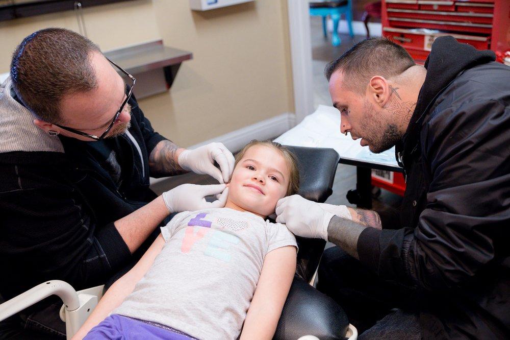DV8 Tattoo and Body Piercing: 203 Sunrise Ave, Roseville, CA