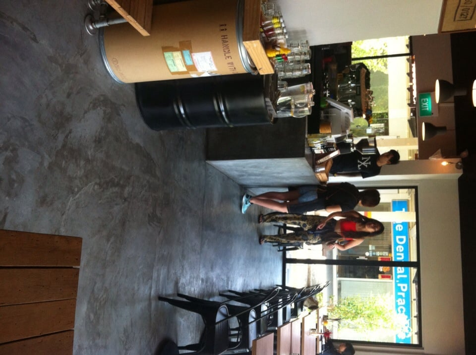Refuel Cafe Singapore
