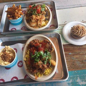 photo of peli peli kitchen houston tx united states braised oxtail with - Peli Peli Kitchen
