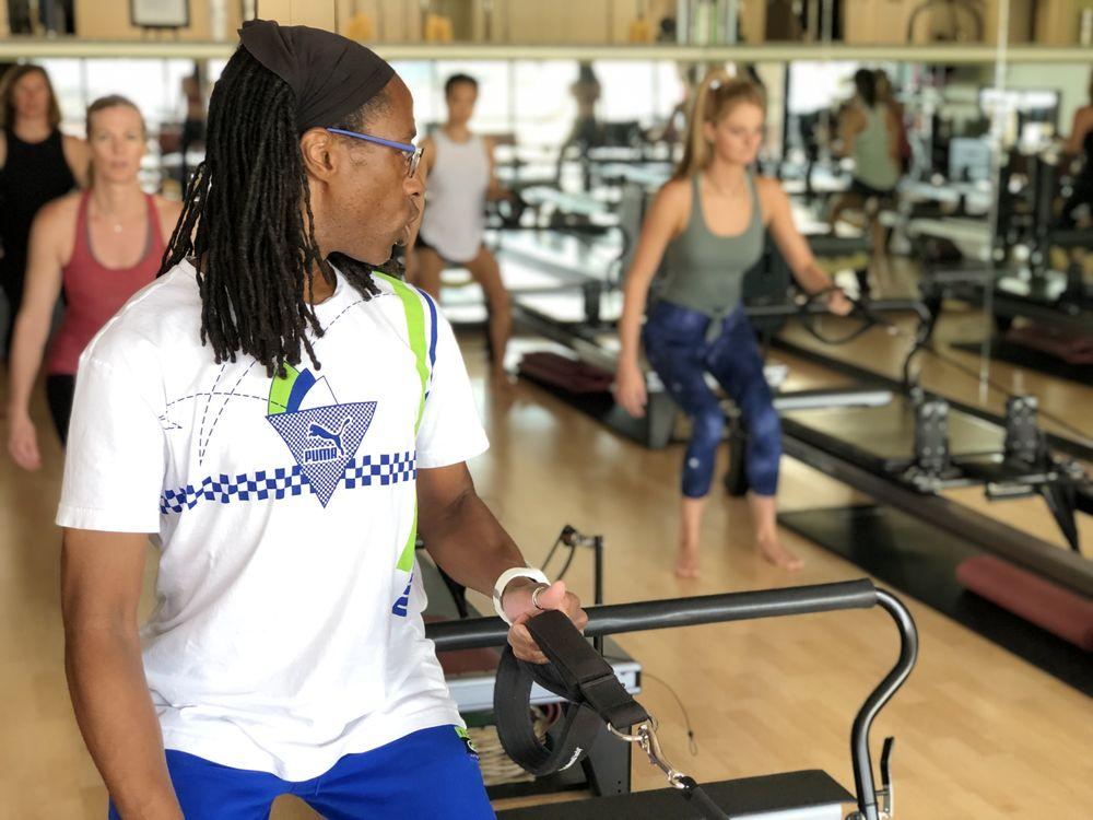 Dominic's Ultimate Pilates Studio: 821 Frostwood Dr, Houston, TX