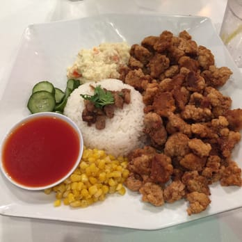 Photo Of Guppy House   West Covina, CA, United States. Popcorn Chicken With