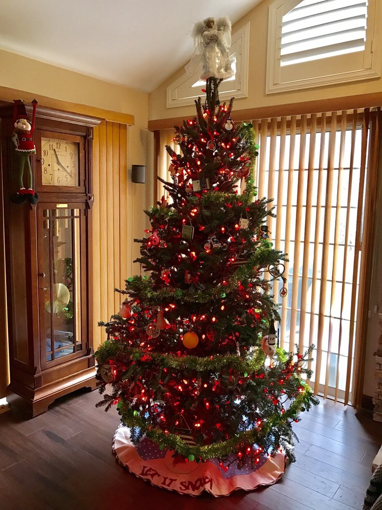 Our new christmas tree yelp