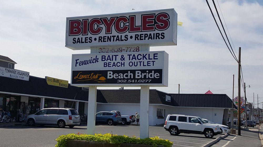 Fenwick Islander Bicycle Shop