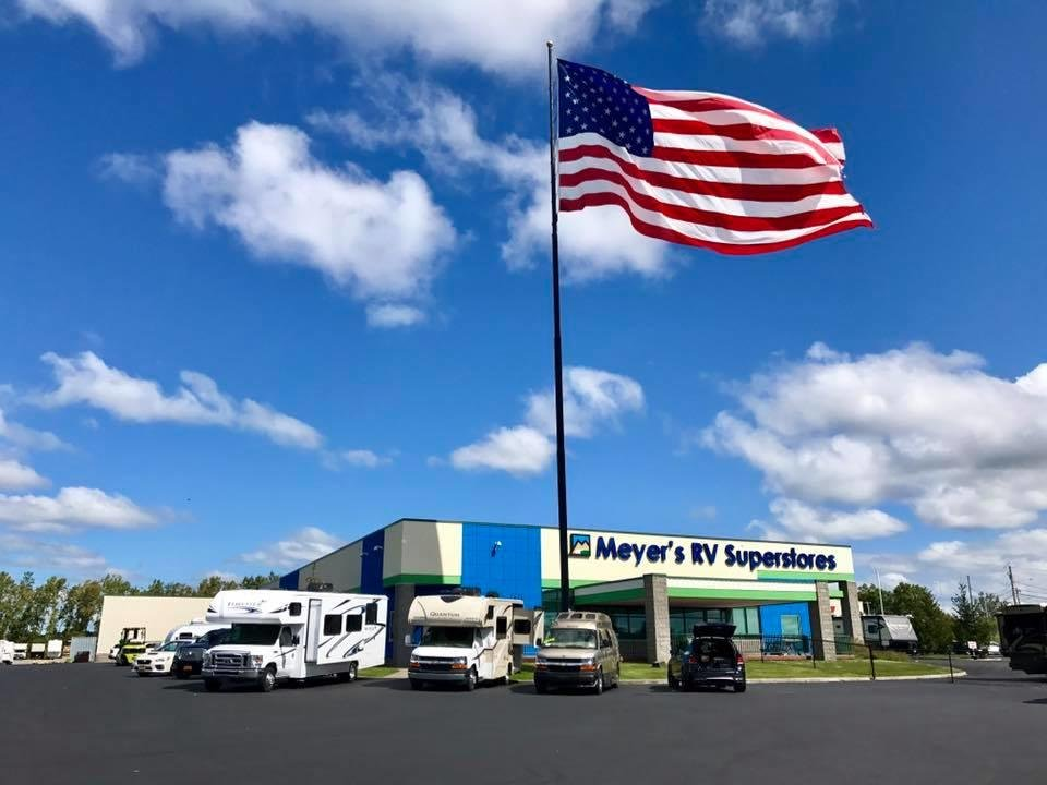 Meyer's RV Superstores: 1000 Sanford Rd N, Churchville, NY