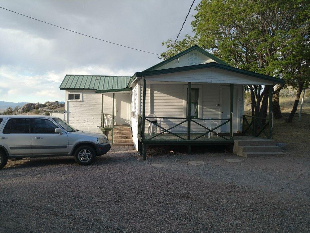 Hutchings Motel: 411 Lacour St, Pioche, NV