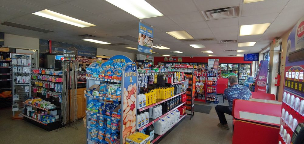 522 Convenience Store: 109 State Route 522, Wheelersburg, OH