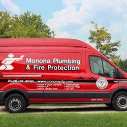 Monona Plumbing And Fire Protection Plumbing 3126