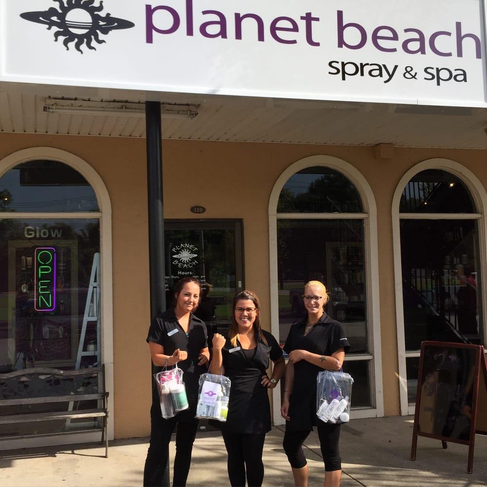 Planet beach 10 photos spa 12715 hwy 90 luling la for Plante salon