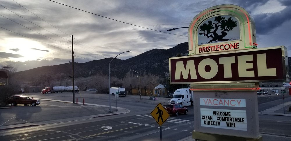Bristlecone Motel: 700 Avenue I, Ely, NV