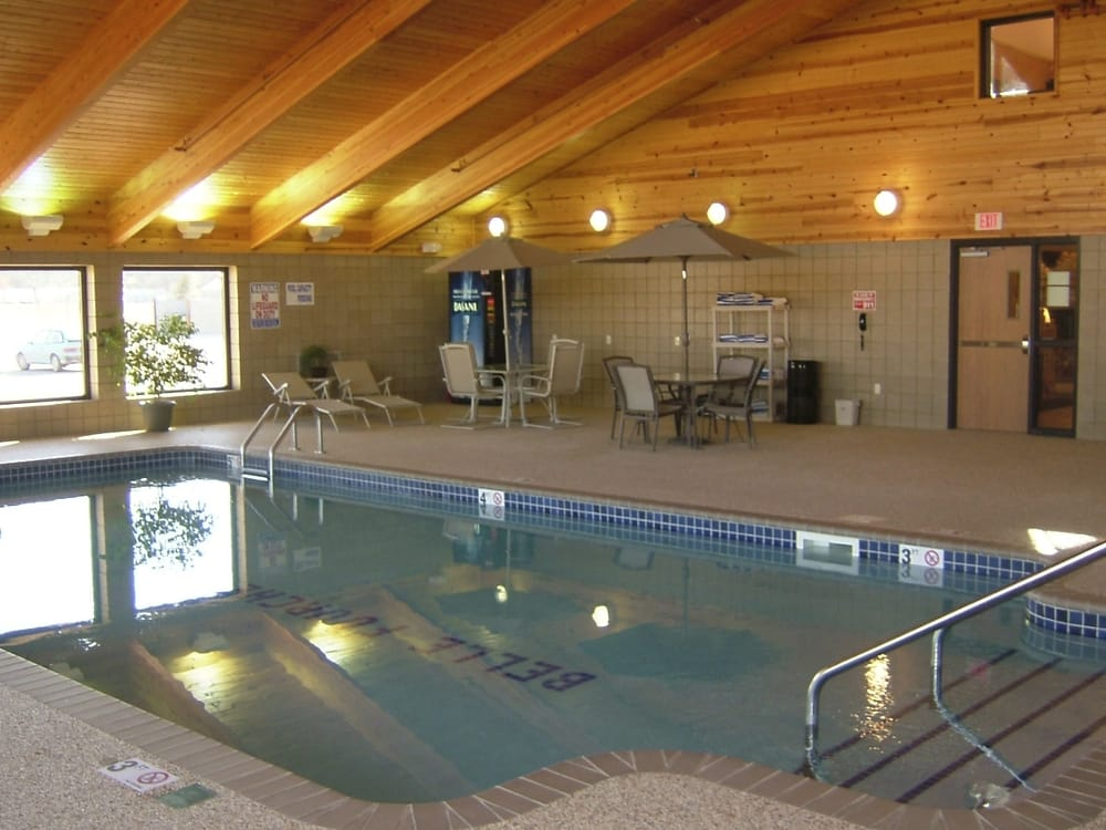 Americinn Lodge & Suites: 2312 Dakota Ave, Belle Fourche, SD