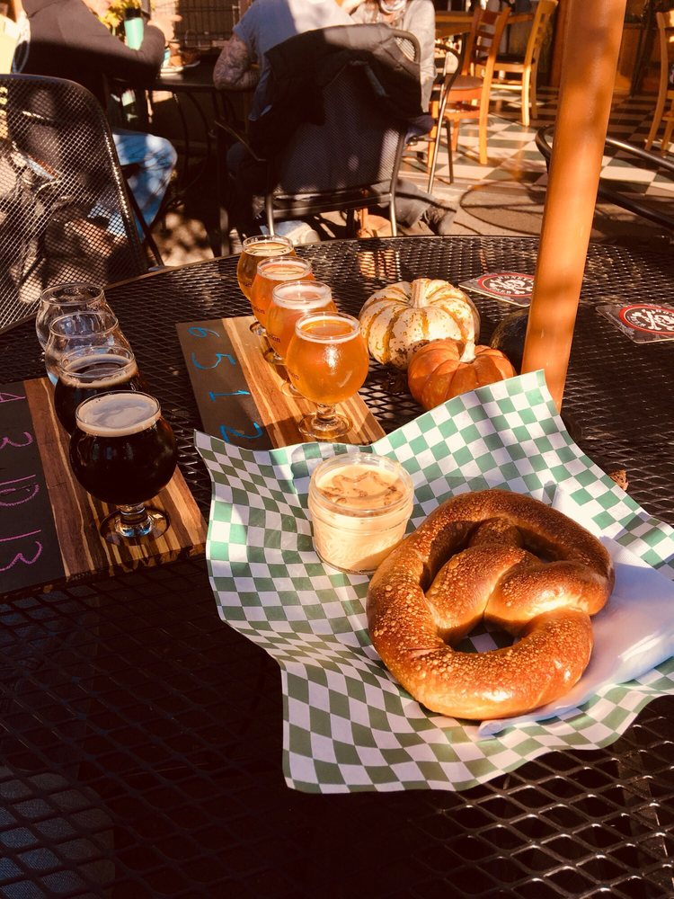 The Brewstation & Coast Fork Feed: 106 S 6th, Cottage Grove, OR