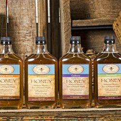 Photo Of Blue Haven Bee Company Canon Ga United States Raw Honey