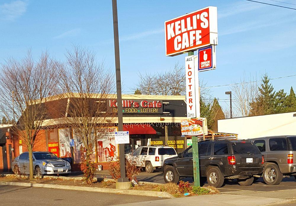 Kelli's Cafe: 14717 SE Division St, Portland, OR