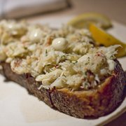 ... Photo Of ABC Kitchen   New York, NY, United States. Crab Toast