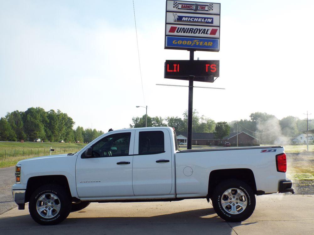 Barnes Tire & Service Center Tire Pros: 180 Cornerstone Dr, Jasper, TN
