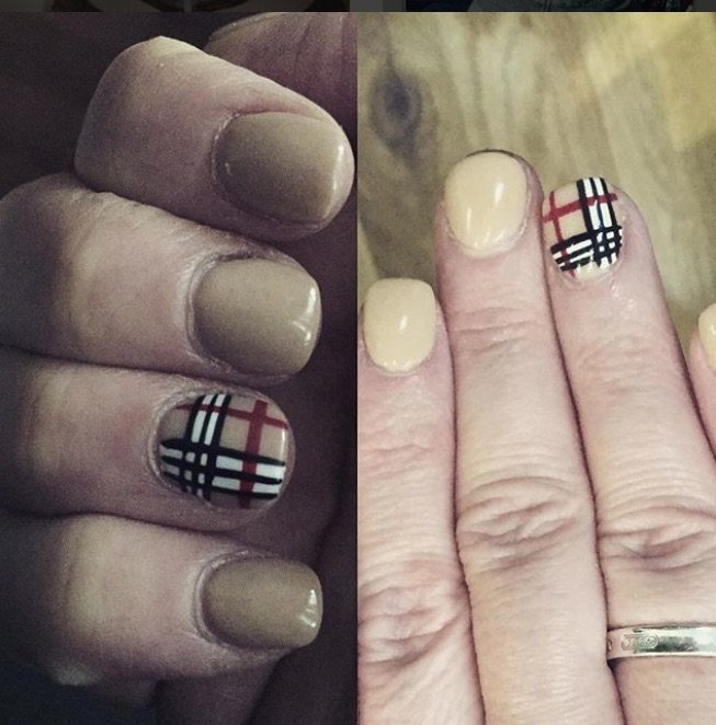 Burberry Nail Art Yelp