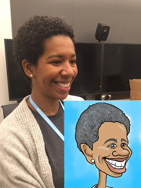 Caricatures Chicago By Ellen: 817 W Washington Blvd, Chicago, IL