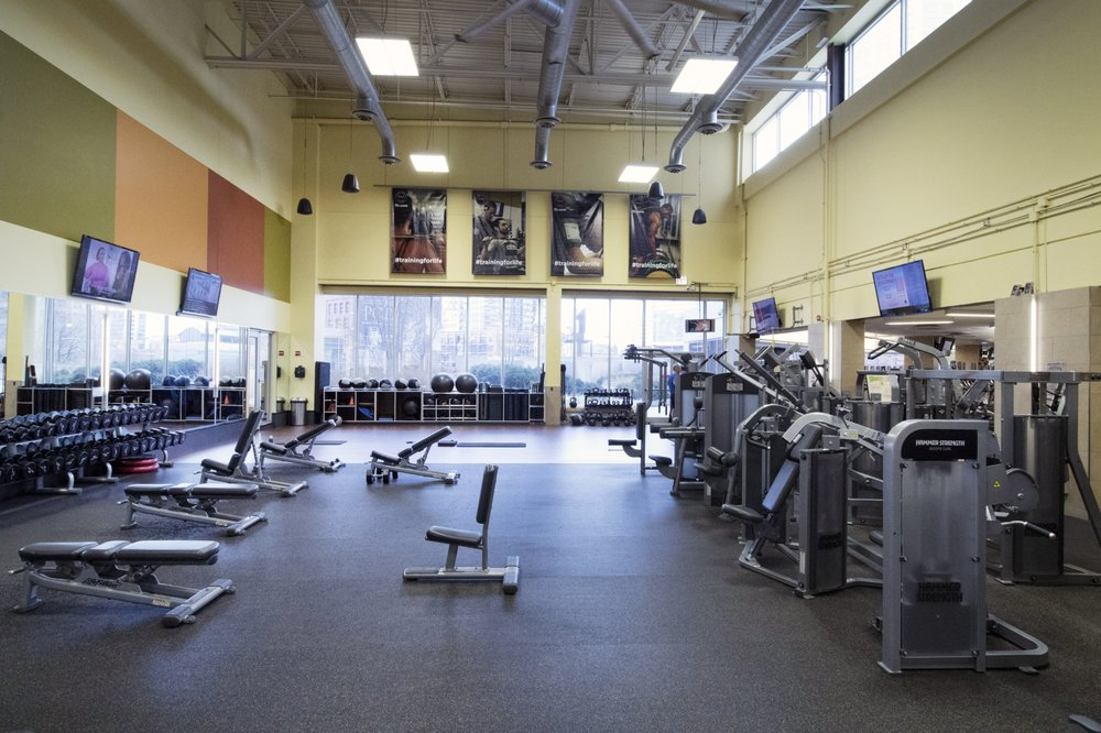 Fitness Formula Clubs West Loop