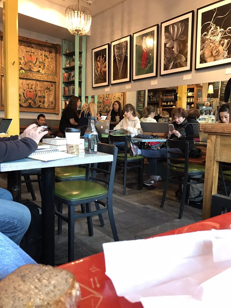 Blue Danube Coffee House San Francisco Ca