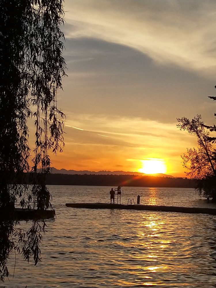 Chism Beach Park: 9600 SE 11th St, Bellevue, WA