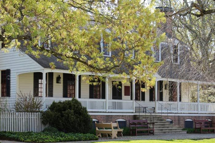 Christiana Campbell's Tavern: 101 S Waller St, Williamsburg, VA