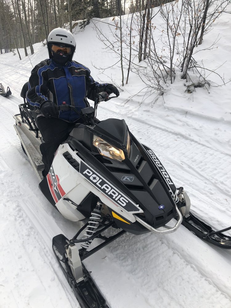 Monarch Snowmobile Tours and Rentals: 22763 Hwy 50, Monarch, CO