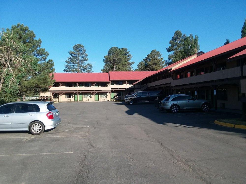 Branding Iron Motel: 1511 S State Rd 17, Chama, NM