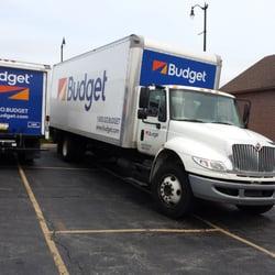 Budget truck rental irving tx