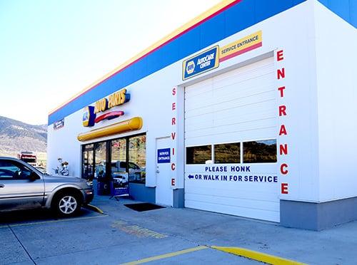 NAPA Auto Care Center: 100 Hess Dr, Malad City, ID