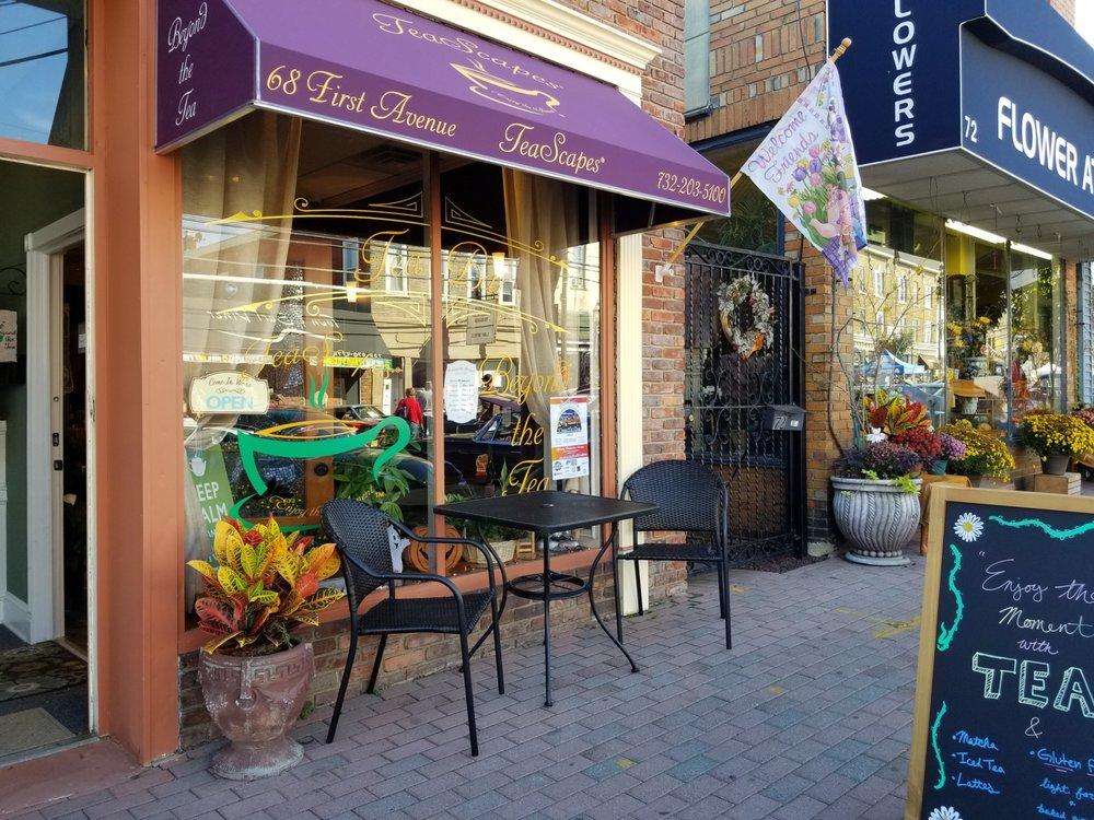 TeaScapes: 68 1st Ave, Atlantic Highlands, NJ