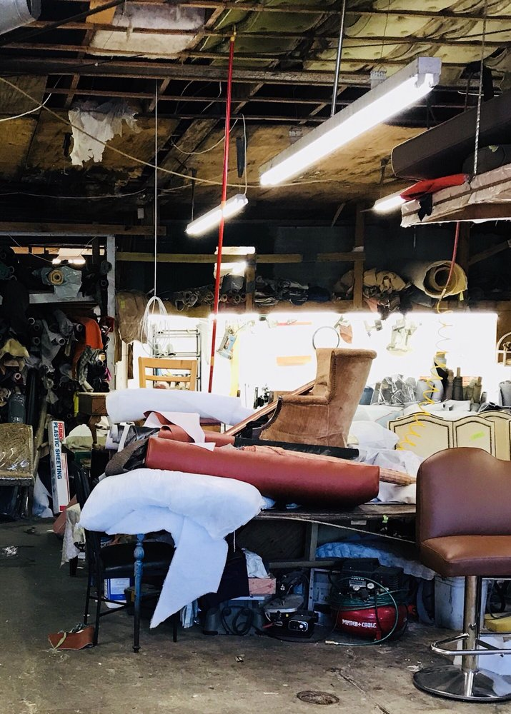 Plugge's Upholstery & Furniture