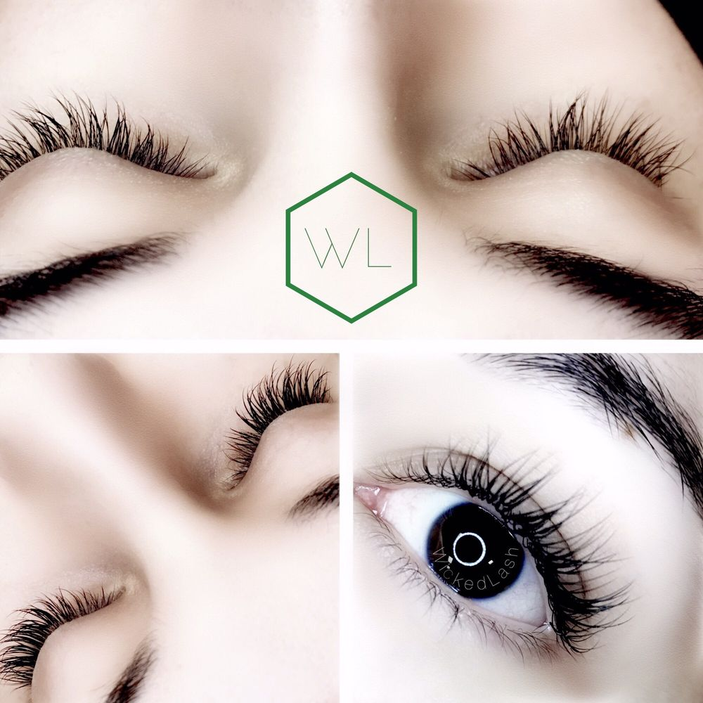 The Wicked Lash Eyelash Service League City Tx Phone Number