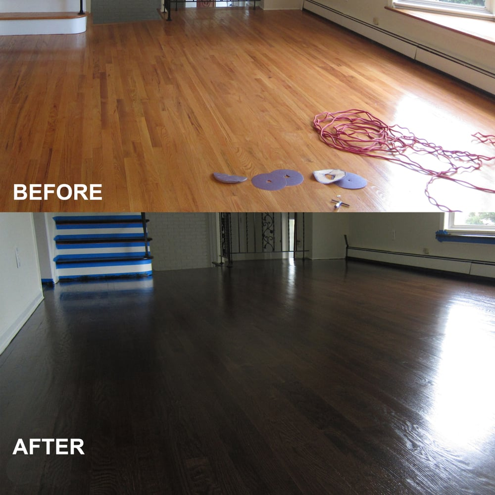 Photo Of Hl Hardwood Floors Neptune Nj United States Red Oak On