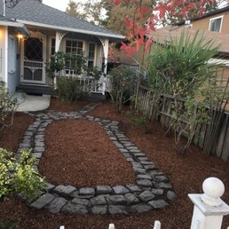 Photo Of JDH Garden Services   Redwood City, CA, United States. Amazing Job