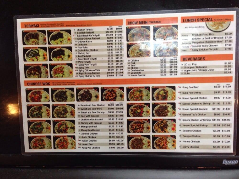 Chinese Food Near Tacoma Wa
