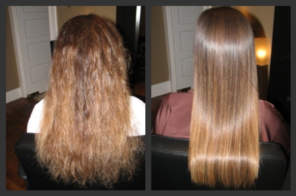 Brazilian Keratin Treatment Reviews Natural Hair