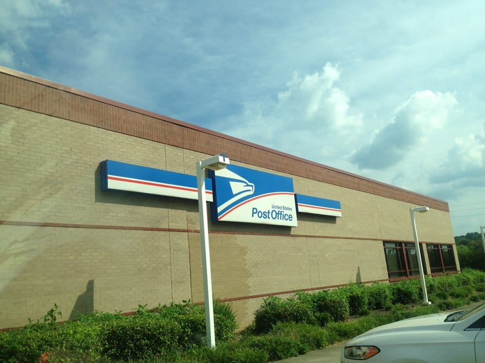 US Post Office: 50 Kent Stone Way, Alabaster, AL