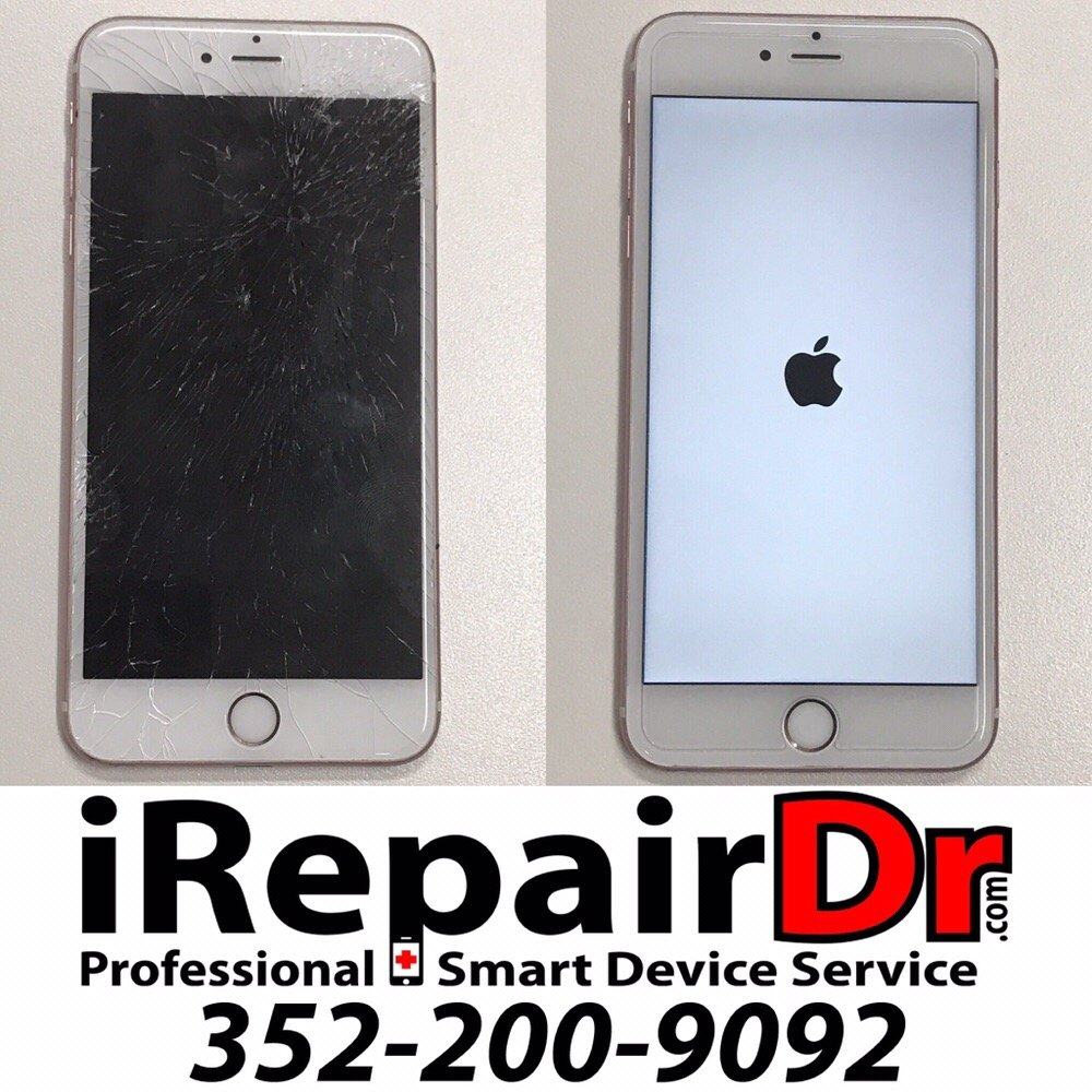 iRepairDr iPhone & Samsung cellphone screen repair & more: 1633 W Gulf To Lake Hwy, Lecanto, FL