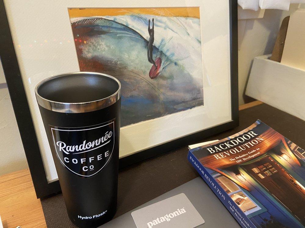 Randonnee Coffee: 1104 1st Ave, Mosier, OR