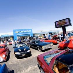 Betten Baker Chevrolet Buick Car Dealers 1701 N Mitchell