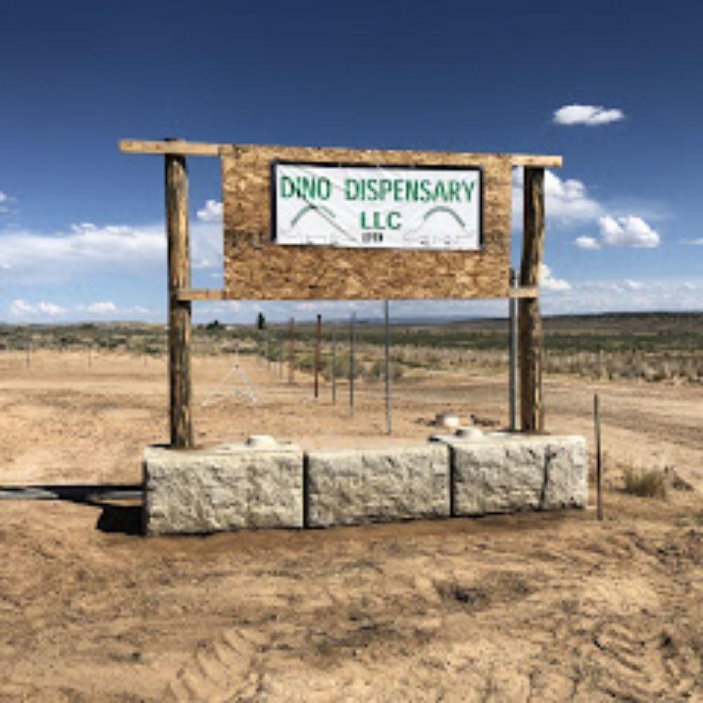 Dino Dispensary: 800 E 3rd St, Dinosaur, CO