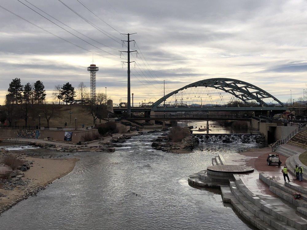 South Platte River Trail: Denver, CO