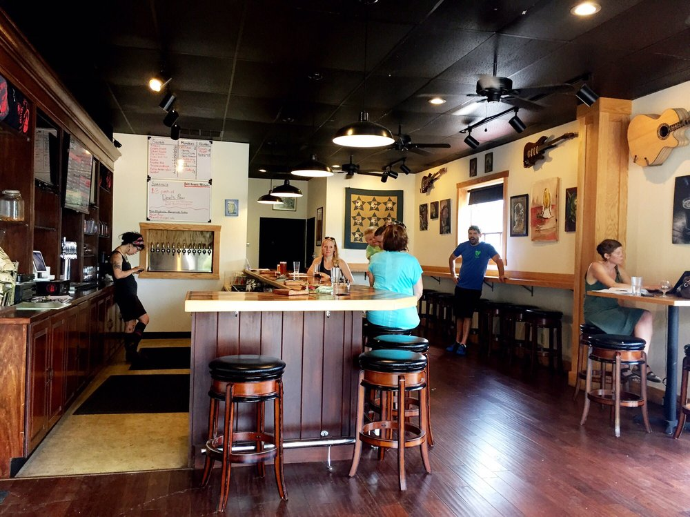 Devil's Kettle Brewing: 97 Columbus Rd, Athens, OH