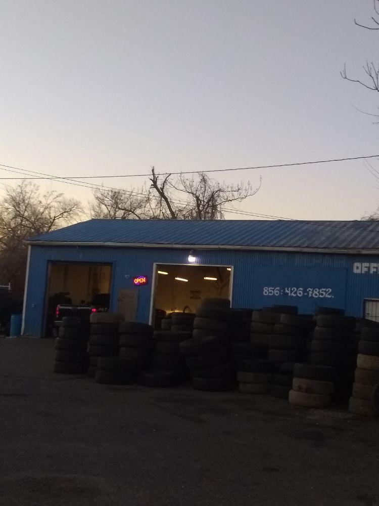 J & M Tire Service: 2075 Federal St, Camden, NJ