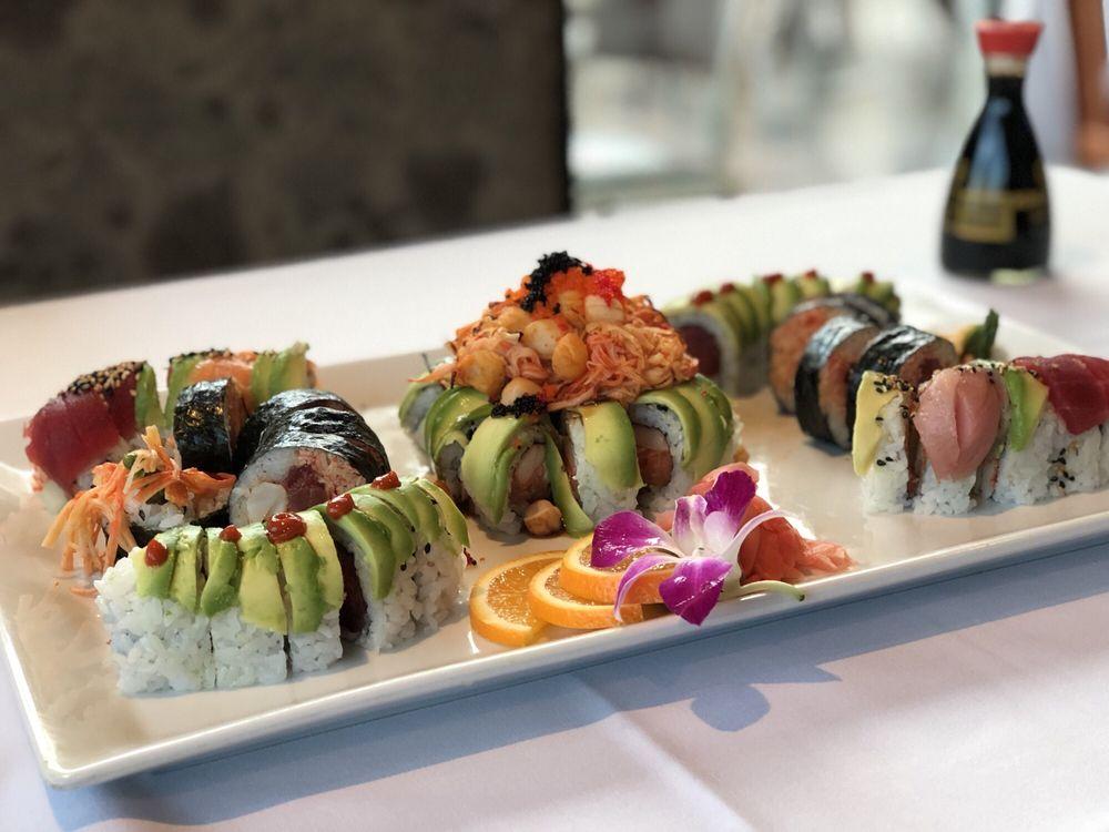 Bangkok Sushi: 16541 Pointe Village Dr, Lutz, FL