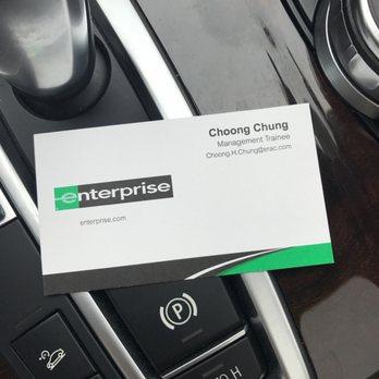 Enterprise Rent A Car Fort Lee